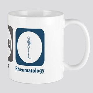 Eat Sleep Rheumatology Mug